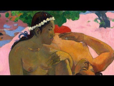 Vidéo de Paul Gauguin