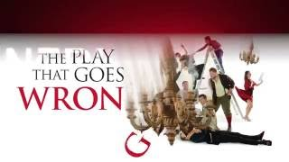 The Play That Goes Wrong Review | The Lowry | Manchester