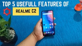 Hindi] How To Set Pattern Lock In Realme C2 Or Any Other Realme
