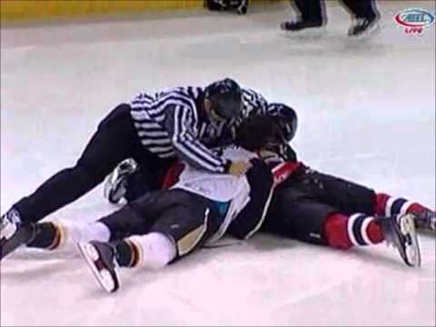 Joey Mormina vs. Louis Robitaille