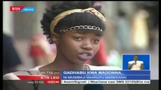 Gathabu kwa muimbaji amarufu wa Amerikani Madonna kuzuru humu nchini