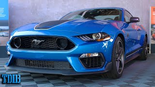 The 2021 Mustang Mach 1 Is Just a New Boss 302 by That Dude in Blue