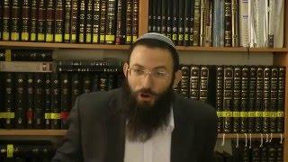60 הלכות שבת או''ח סימן שז סע' ו-י הרב אריאל אלקובי שליט''א