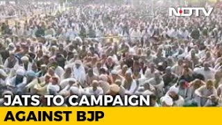 Will Teach BJP A Lesson, Say Angry Jats In Western UP