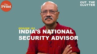 The importance of NSA Ajit Doval's elevation to cabinet & India's security architecture