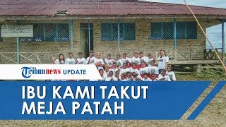 Surat Terbuka Guru di Pedalaman Papua untuk Mendikbud Nadiem Makarim: 'Bu Kami Takut Meja Patah'