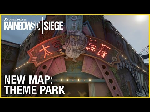 Rainbow Six Siege: Operation Blood Orchid – Theme Park | Trailer | Ubisoft [US]