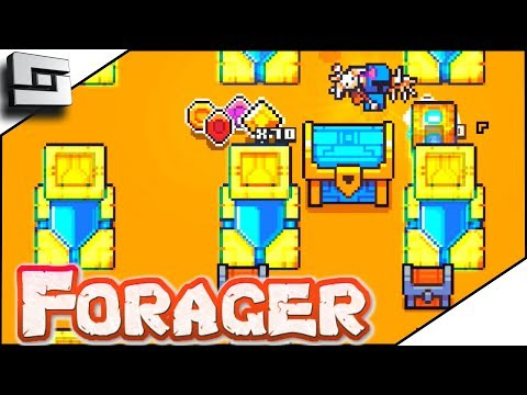 Solving The Ancient Galaxy Puzzle In Forager!