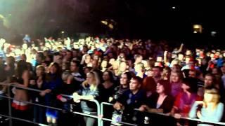 Паола - Цветы на асфальте (Live) (Кекс ФМ.
