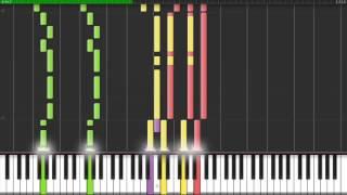 invisible movement john frusciante ( synthesia version )