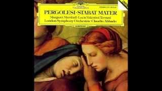 """Giovanni Battista Pergolesi """"Stabat Mater""""(1736)"""
