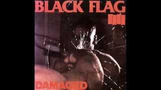 "Video thumbnail of ""Black Flag - Rise Above"""