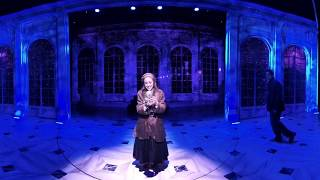 """360 Video: On-Stage at Broadway's """"Anastasia"""""""
