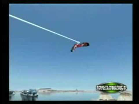 Wakeboarding Unleashed featuring Shaun Murray Playstation 2