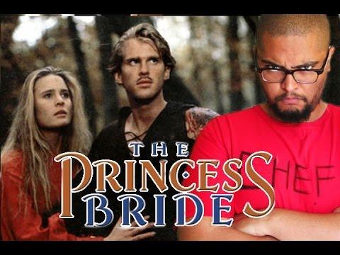 Menu Popcorn - Princess Bride
