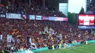 preview picture of video 'Lens - Brest. Hissez haut les drapeaux dans tout Bollaert... magique'