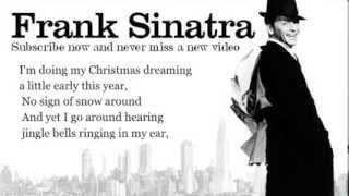 Frank Sinatra   Christmas Dreaming   Lyrics BestAvailable