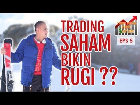 Trading Saham Bikin Rugi? | CARA KAYA DARI SAHAM EPS 5