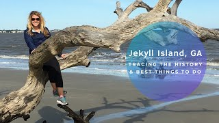 Tracing The History Of Jekyll Island, GA
