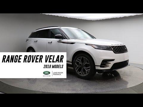 New 2020 Land Rover Range Rover Velar RR VELAR P380 4DR SUV