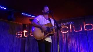 Bastian Baker - Leaving Tomorrow (live in Hamburg)