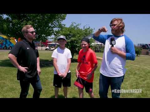 Kids Drive NASCAR: Balloon Challenge featuring Tyler Reddick