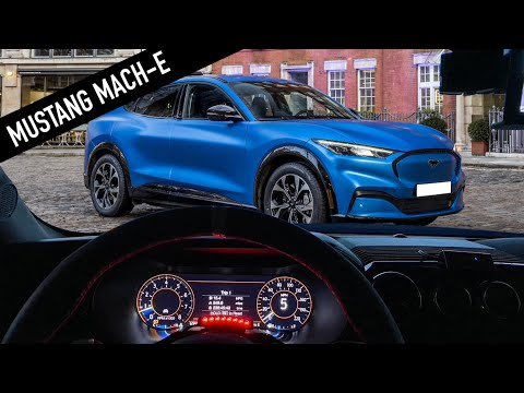 External Review Video xHYZ_VUSrEQ for Ford Mustang Mach-E Electric Crossover