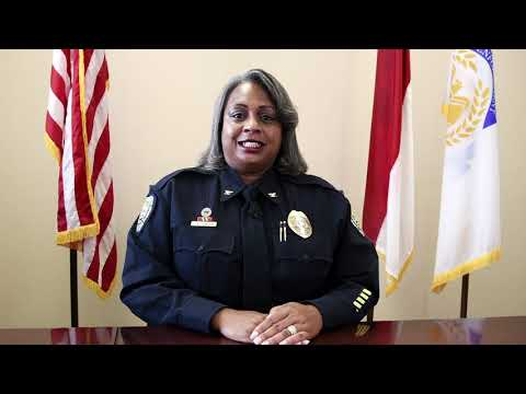 2020 Campaign Video: Chief Catrina Thompson (COVID-19 Cut: 2:43)