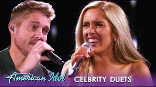"""Laci Kaye Booth & Brett Young: This """"Mercy"""" Performance Is REAL! 