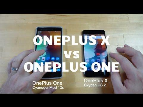 OnePlus X vs OnePlus One - performance comparison