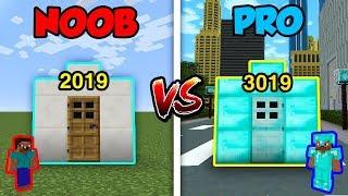 Minecraft NOOB vs. PRO: TIME MACHINE! in Minecraft!