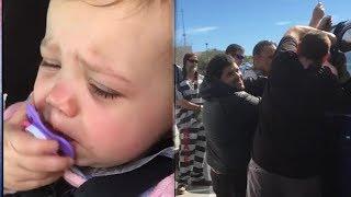 Video 2 Narapidana Bobol Mobil untuk Selamatkan Bayi yang Terkunci, Ibu Bayi: Ini Sangat Lucu