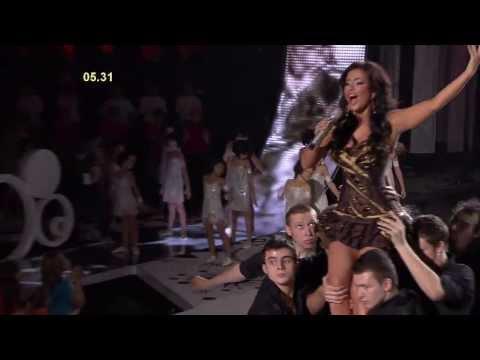 Ани Лорак - Shady Lady (Детское Евровидение - 2009)