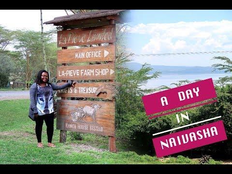 NAIVASHA-KENYA TRAVEL DIARY/Geothermal Spa/Ranch House Bistro