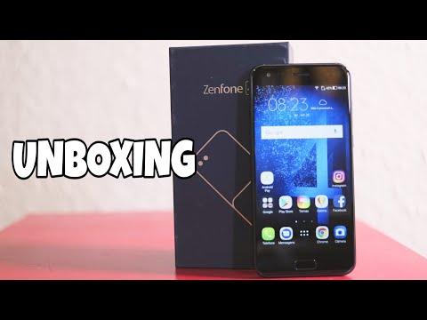 Zenfone 4, ele chegou. Confiram nosso unboxing