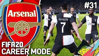 THE RACE FOR THE TITLE & CL! | FIFA 20 ARSENAL CAREER MODE #31