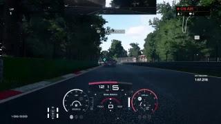 PS4 GT  Sport  Monza Gr.4 qualification    08:45 am 14 - 06 - 2018