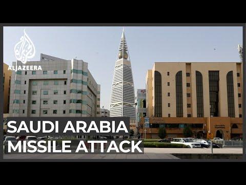 Saudi-led coalition intercepts missiles over Riyadh, Jizan