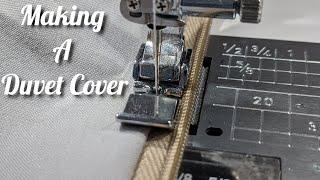 Making A Duvet Cover