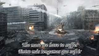 Arch Enemy - Under Black Flags We March (Subs - Español - Lyrics)