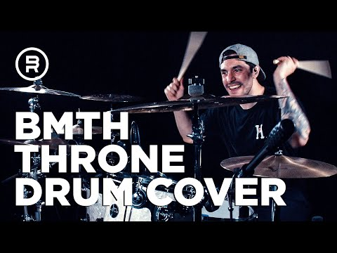 BMTH Throne Cover Robin Olivier