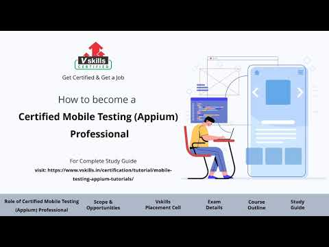 How to become an Appium Mobile Testing Professional - YouTube