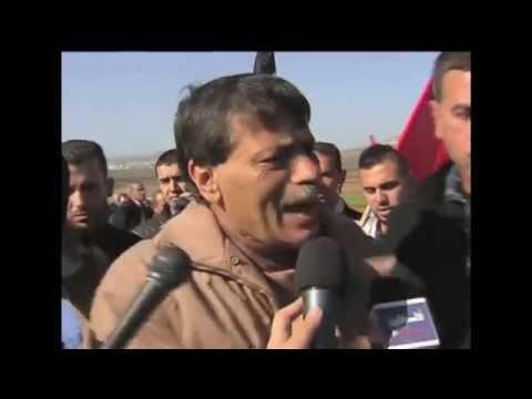 فيديو قتل الوزير الفلسطيني أبو عين