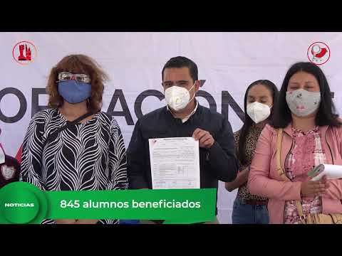 Dignificamos escuelas de Chimalhuacán
