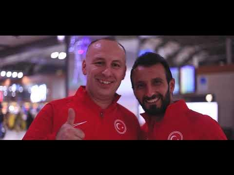 Dünya Halı Saha Şampiyonası Türkiye Milli Takımı Umuda Yolculuk !