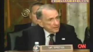 Michael Steele On Specter Leaving GOP -- Good Riddance thumbnail