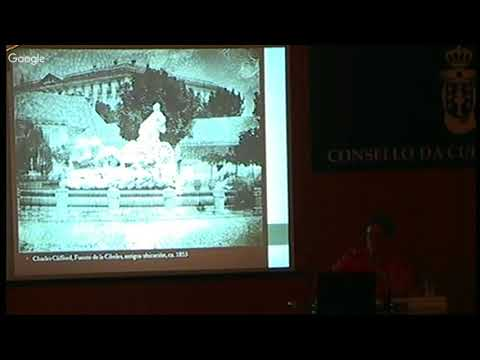 A fotografía histórica e os monumentos españoles desaparecidos