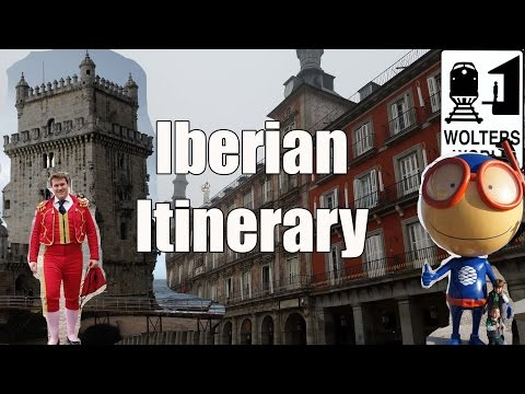 Iberian Itinerary: Spain & Portugal for 2 Weeks