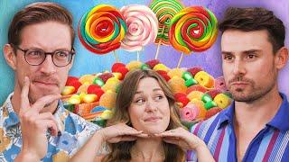 Candy Cook-Off: Keith Vs. Matt