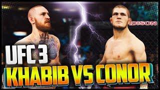 KHABIB NURMAGOMEDOV vs CONOR McGREGOR | UFC 3